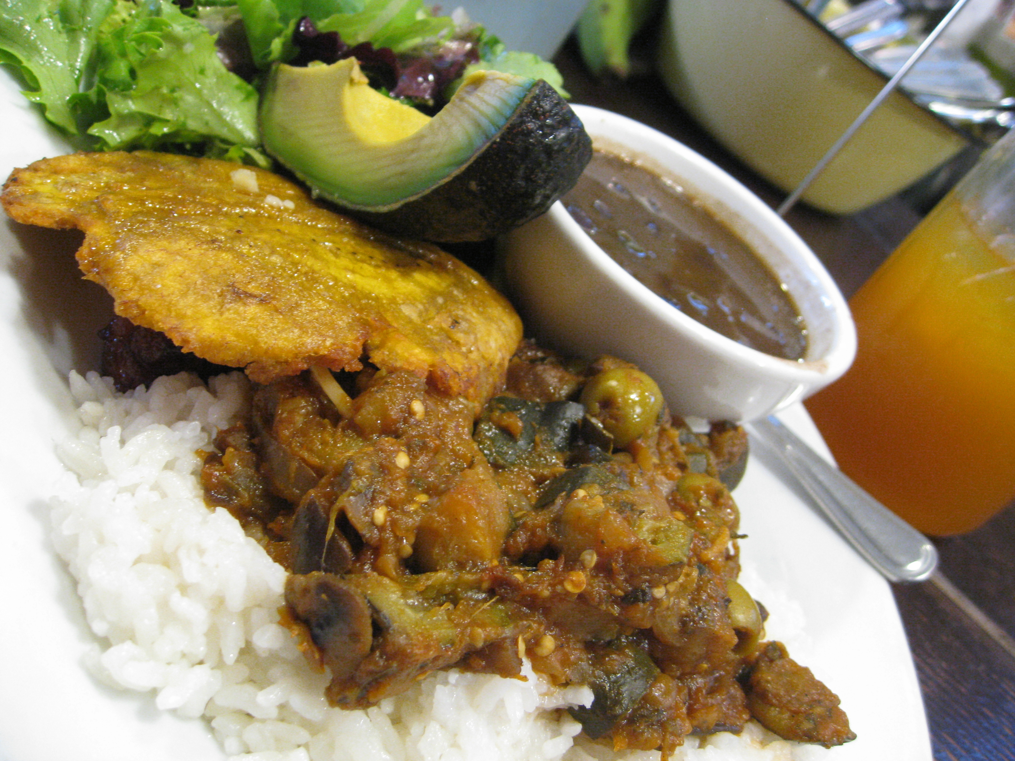 puerto rican cuisine Browse all puerto rican recipes: puerto rican appetizers | puerto rican beverages | puerto rican soups | puerto rican salads | puerto rican vegetarian | puerto rican meat dishes | puerto rican snacks | puerto rican desserts there are many vegetarian dishes in the cuisine of puerto rico the.
